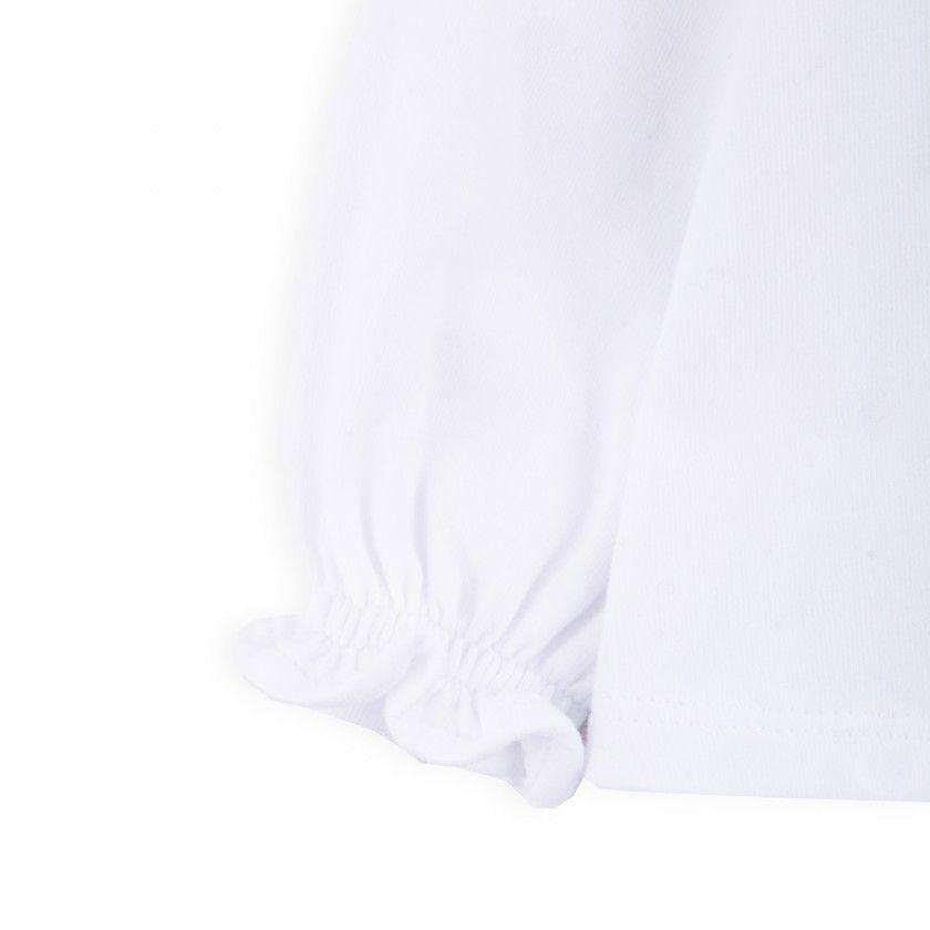 Baby blouse organic cotton Dots