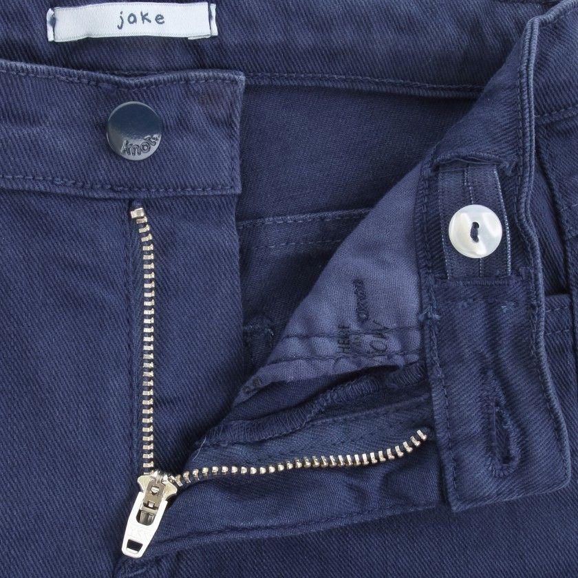 Trousers boy twill Jake