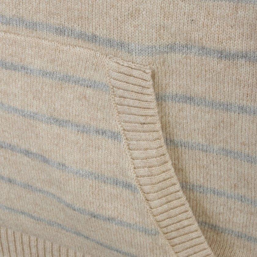 Camisola menino lã Pale