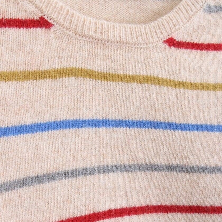 Camisola bebé lã Iggy
