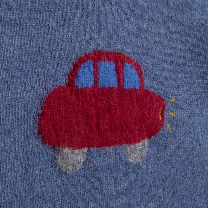 Sweater baby Car
