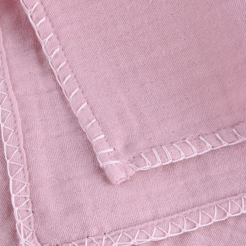Fralda pano algodão orgânico Stitch