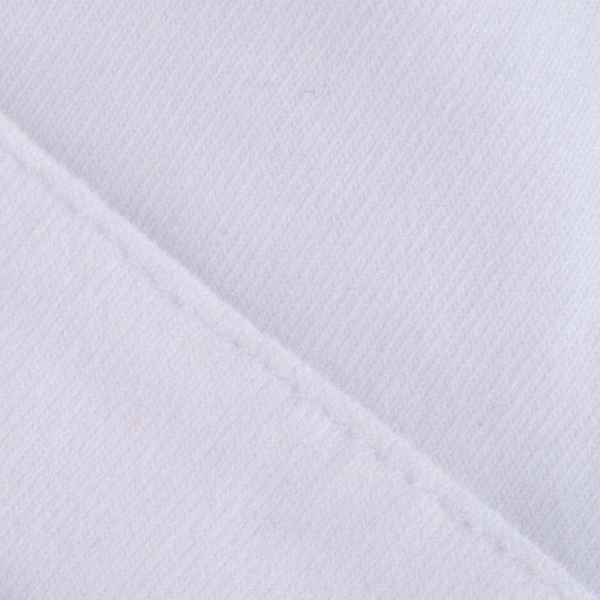 Beanie newborn organic Cotton Plain Fold