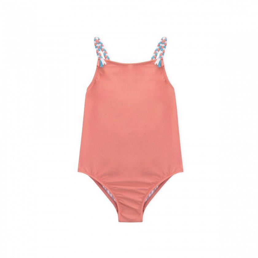 Swimsuit girl Shrimp Rose