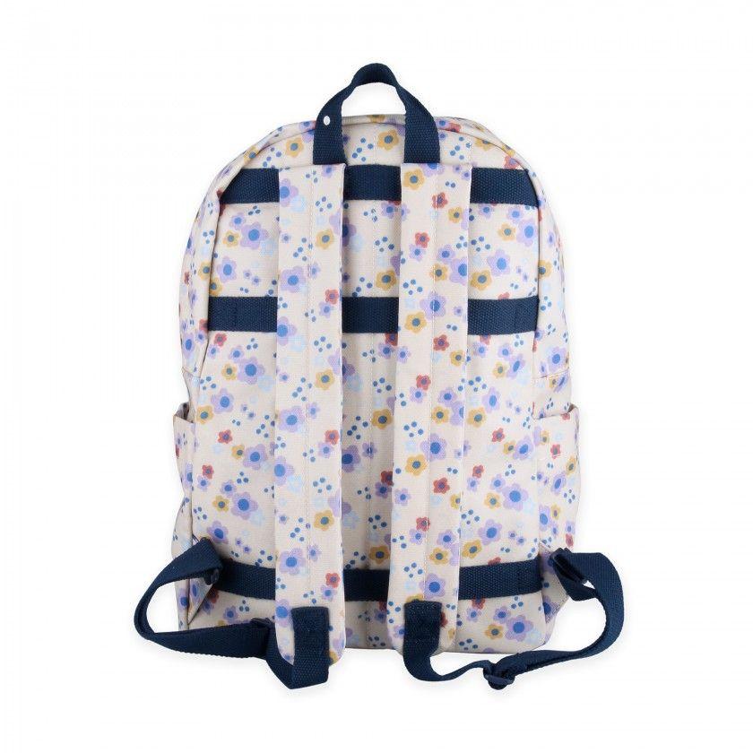 Backpack flower power Summer