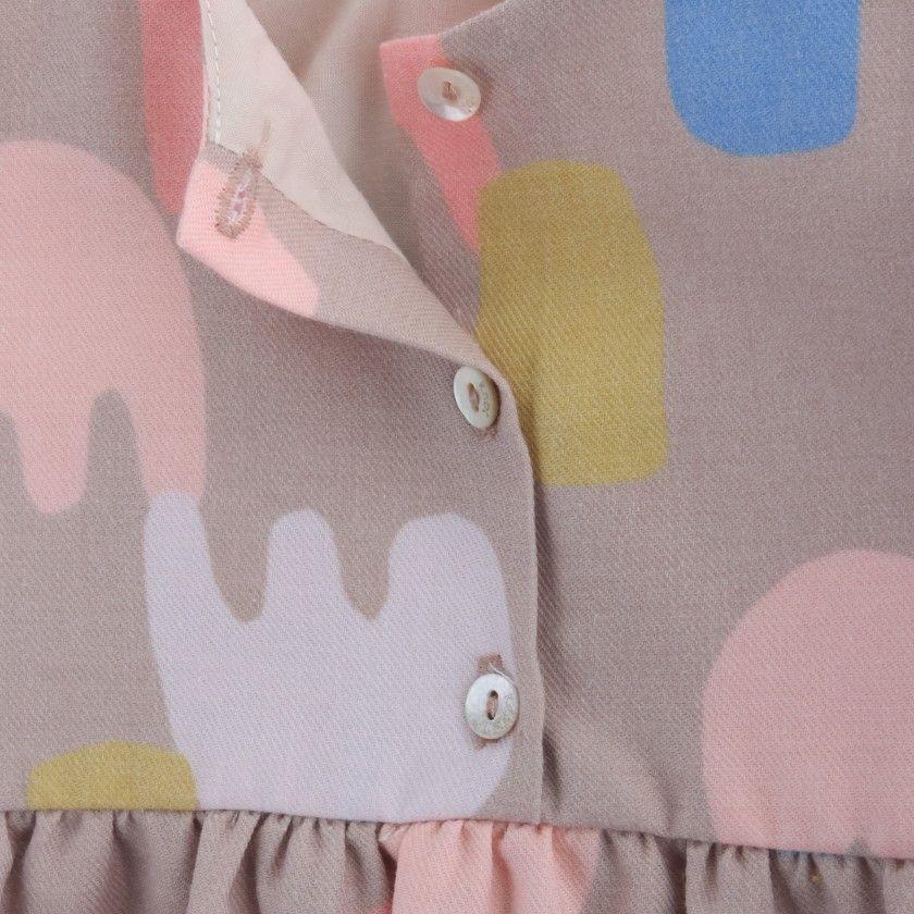 Romper baby cotton Collage