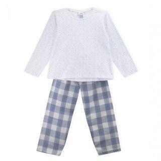 Pijama menina flanela Japanese