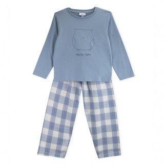 Pijama menino flanela Japanese