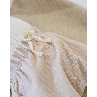 Newborn trousers velvet Maiki