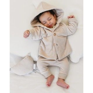 Newborn coat velvet Tender