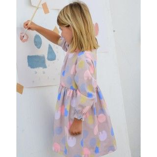 Dress cotton Collage