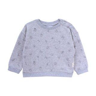 Sweatshirt bebé felpa Myna Birds